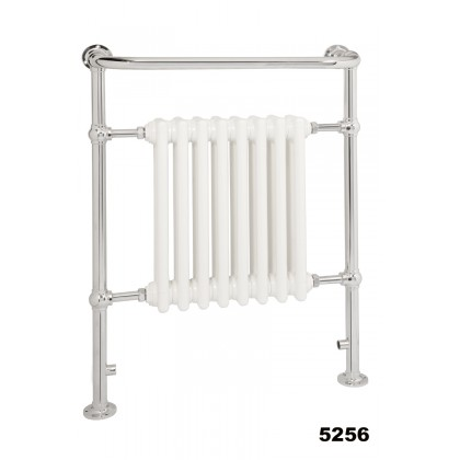 Clematis Traditional Heated Towel Rails