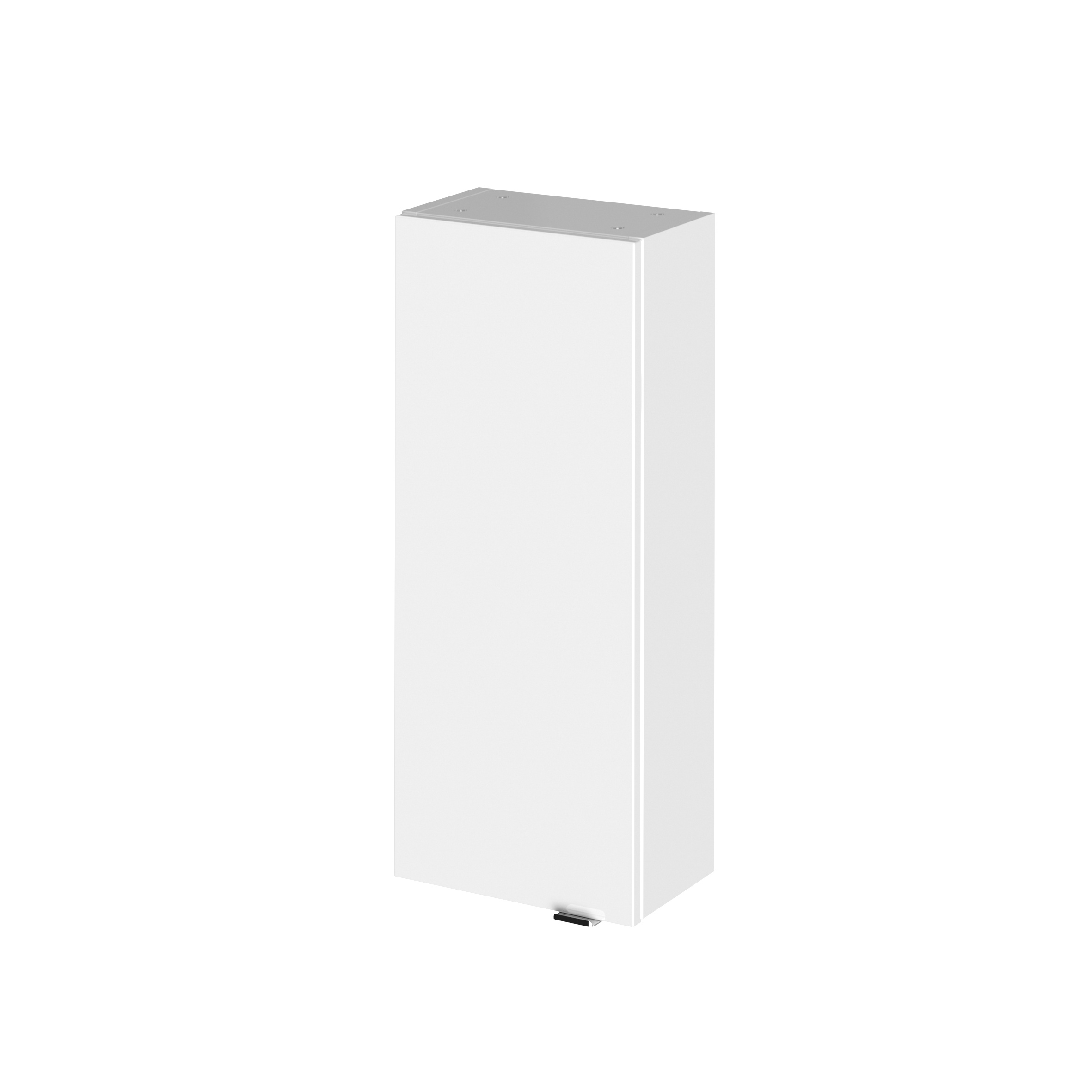 300mm Wall Unit - White - Hudson Reed